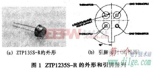 ZTPl35S—R型传感器在体温计中的应用