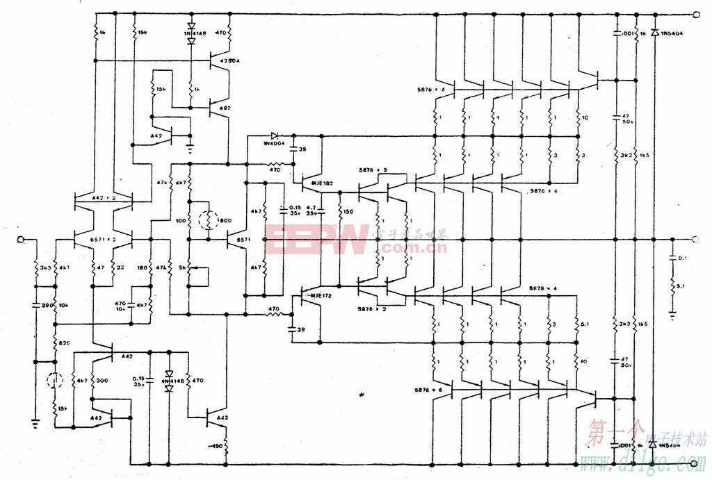 PASS电路与专利资料