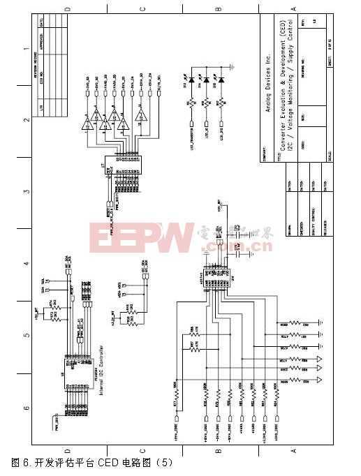 开发评估平台CED电路图5
