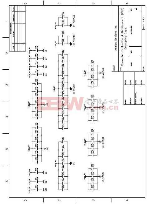 开发评估平台CED电路图12