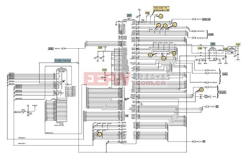 Nokia 7xxx手机原理图04