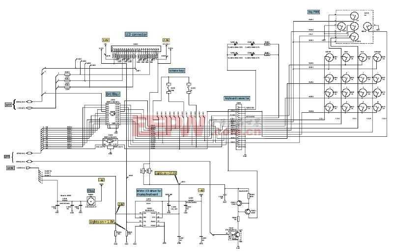 Nokia 7xxx手机原理图06