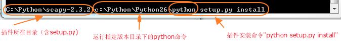 python下安装插件