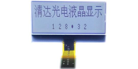 工业用单色液晶屏如果实现低功耗