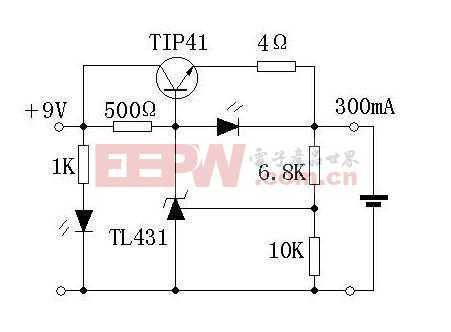 最简单实用的锂电充电器